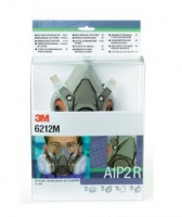 3M 6212M Halfmasker starterskit MEDIUM A1P2 filter